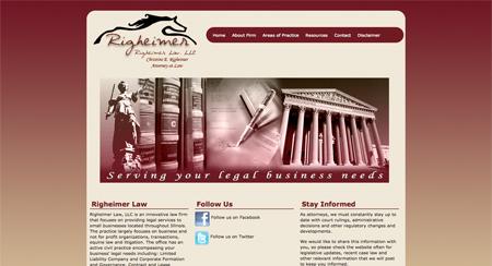 Righeimer Law