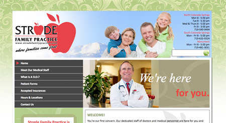 Strode Family Practice