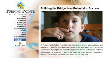 Turning Pointe Autism Foundation